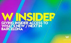 Cartel de W Insider