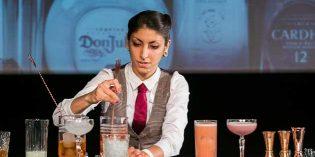 Adriana Chía, Mejor Bartender de España al ganar la World Class 2016