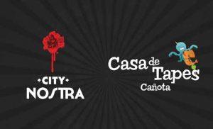 Cartel del juego City Nostra