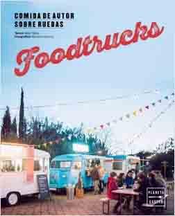 Portada libro Foodtrucks