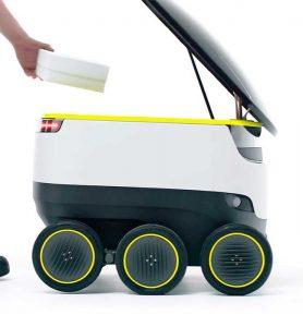 Robot de Starcship Tecnologies