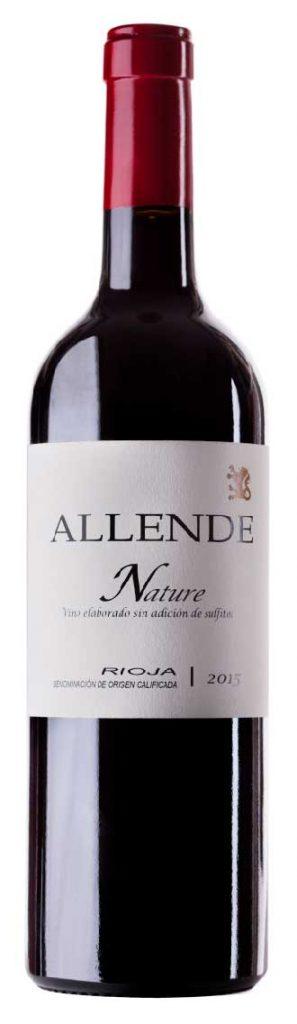 Vino Allende Nature