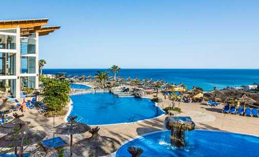 El hotel Ambar Beach