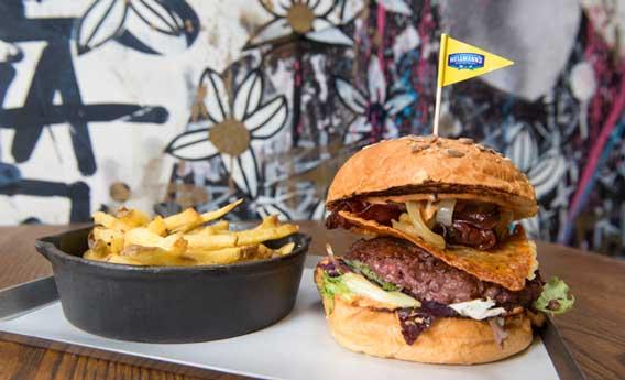 Burger Bestia, elegida mejor hamburguesa de Madrid en la Ruta Burger