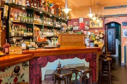 El Residence Café, un imprescindible en Bilbao