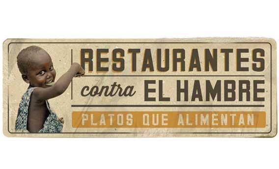 Logo de Restaurantes contra el Hambre