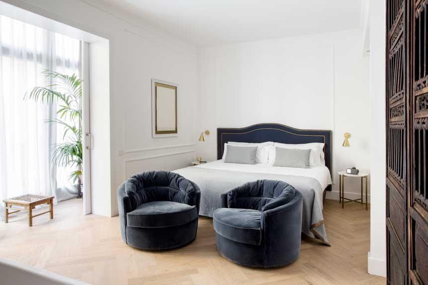 Suite del hotel Midmost