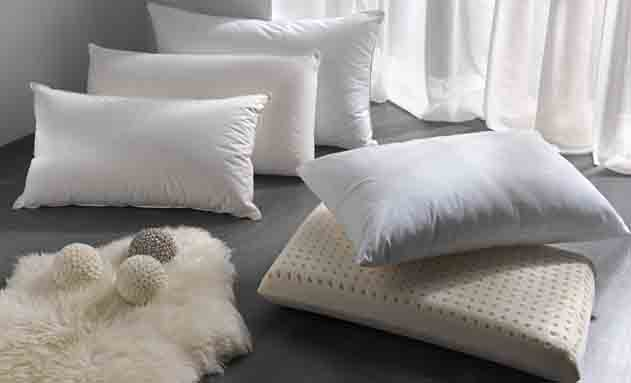 Almohadas antiácaros de Vayoil Textil