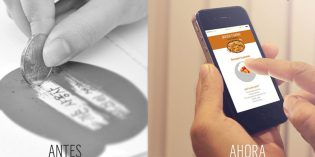 """""""Rasca rasca"""" en el móvil: nueva herramienta de fidelización para el restaurante"""