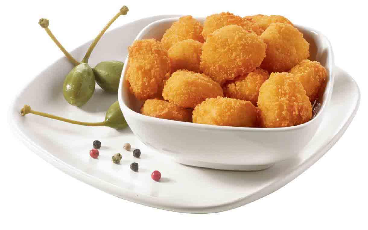 Pops de pollo de Cubox