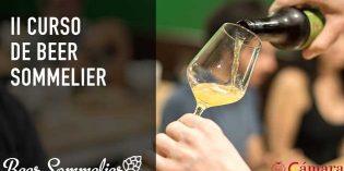 Nuevo curso de Beer Sommelier para profesionales hosteleros