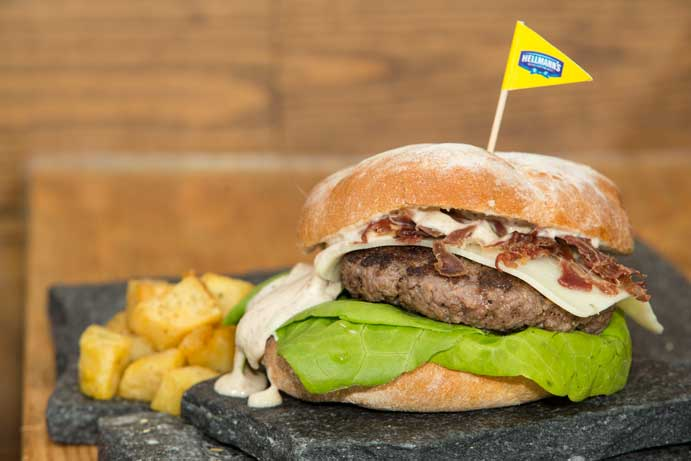 """Tito Alberto"", de Tío Joe, mejor hamburguesa de Barcelona"