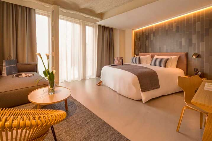 Junior suite del Ohla Eixample