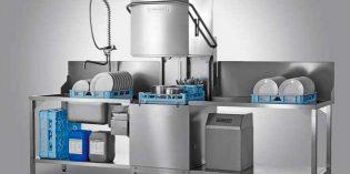 Hobart: lavavajillas que ahorran agua y extraen automáticamente los residuos