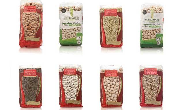 Legumbres Baena, que busca distribuidores