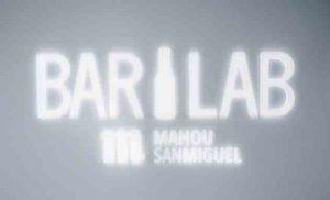 Logo de la aceleradora de startups Barlab