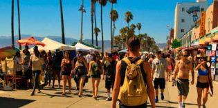 Récord turístico… pero menos gasto y estancias más cortas