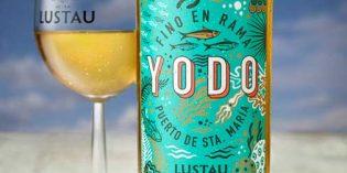 Así es Yodo, el vino con sabor a mar de Ángel León