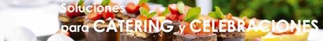 Soluciones para catering y celebraciones