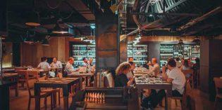 El primer restaurante Sagardi en Londres