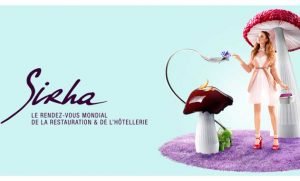 Logo de la feria Sirha 2017