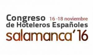 Logo del Congreso de Hoteleros