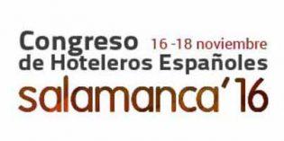 Salamanca alberga el Congreso de Hoteleros Españoles
