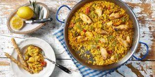 Un arroz perfecto en cualquier evento con Espaella