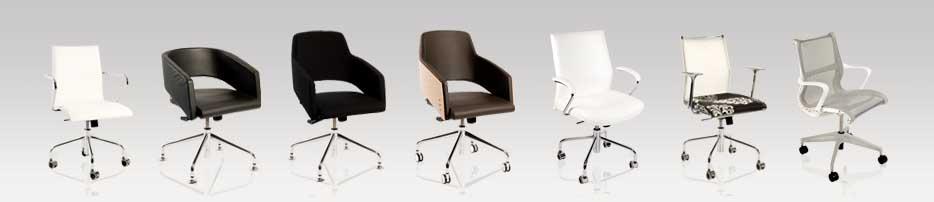 Los siete modelos básicos de la gama de sillas K3strellas