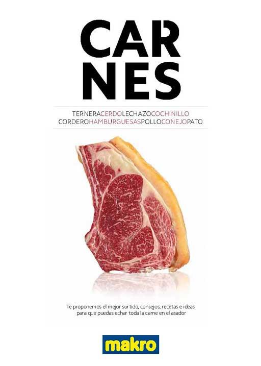 Nuevo catálogo de Makro sobre carnes