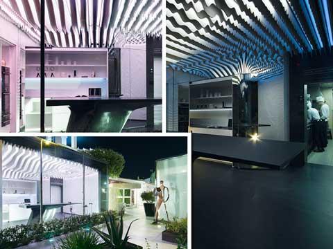 Fotos del Studio de Creatividad de Quique Dacosta Restaurante
