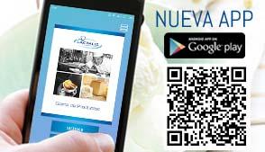 App de Lactalis Food Service Iberia