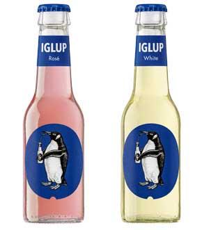 Bebida de vino Iglup