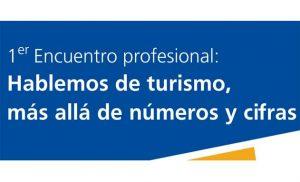 """Cartel del encuentro """"Hablemos de turismo"""""""