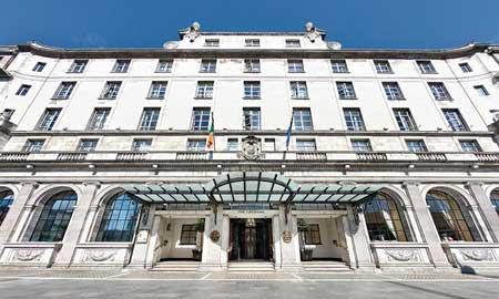 El hotel Gresham de Dublin, comprado por Riu