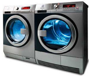 Solución de lavadora + secadora MyPro