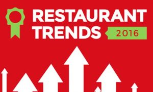Logo de Restaurant Trends