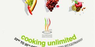España, por primera vez en las Olimpiadas de Cocina de Erfurt