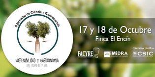 La sostenibilidad, protagonista de las II Jornadas de Ciencia y Gastronomía Facyre