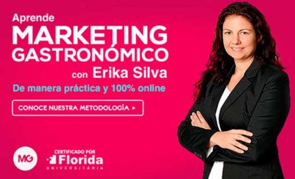 Erika Silva, directora del curso