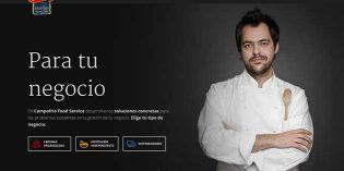 Todas las soluciones de Campofrío para la hostelería, en una web