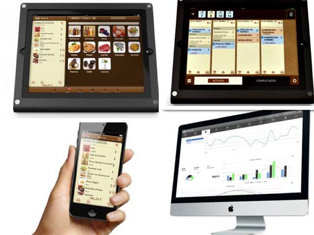 TPV, comandero, app para el chef y manager: las cuatro soluciones Dual Link para el restaurante