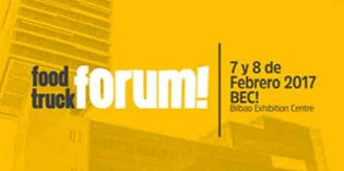El Food Truck Forum, en febrero en Bilbao Exhibition Centre