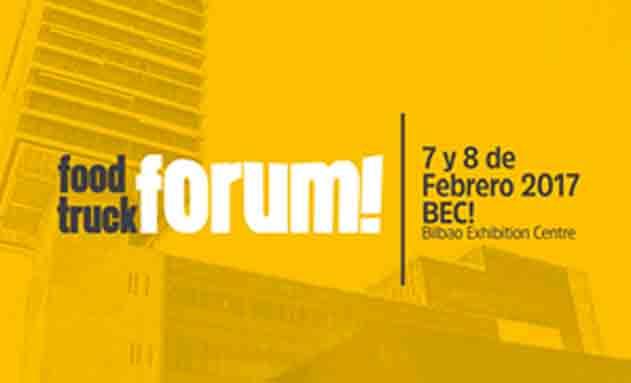 El Food Truck Forum, en febrero en Bilbao Exhibition Centre