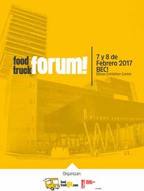 Logo del Food Truck Forum