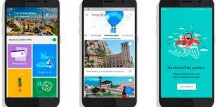 Google Trips, la app que ayuda a los turistas en el extranjero
