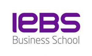 Logo de la escuela IEBS
