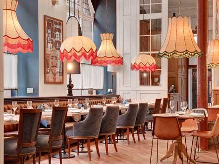 Restaurante Ibérica Glasgow