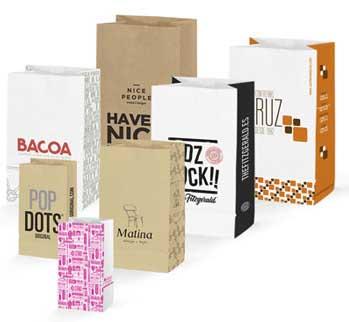 Bolsas de papel de Imcovel