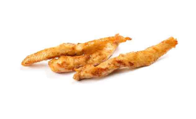 Tiras de pollo asiático Emincé de Koama